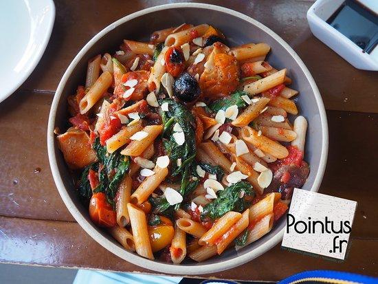Pasta Picture Of Cucina Enoteca Newport Beach Tripadvisor
