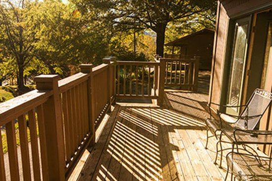 Buckhorn Lake State Resort: Guest room