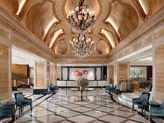 The Langham, Hong Kong: Lobby