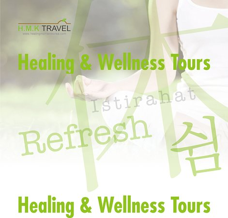 HMK Travel (Healing Moment Korea)