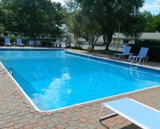 Towne Motel: Pool