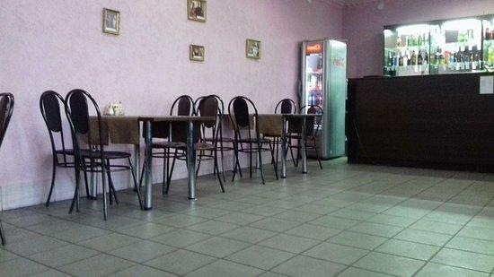 Novokhopersk, Russie : Зал кафе. Второй этаж.