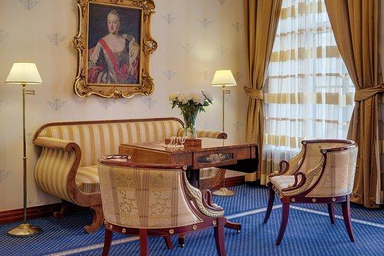 Kempinski Hotel Moika 22: Suite