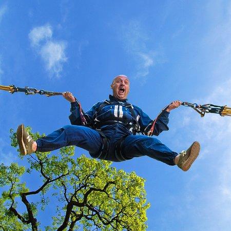 Wavre, Belgium: Ejectez-vous à 17 mètres de haut