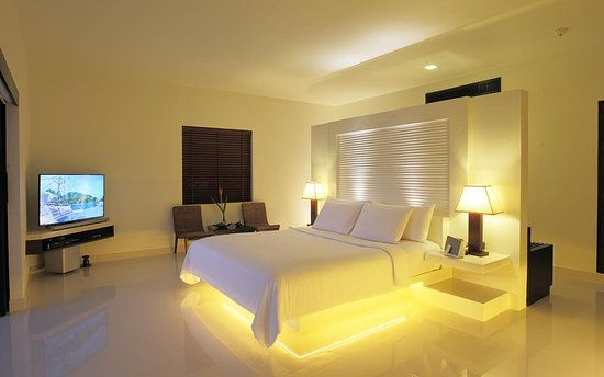 The Racha: Guest room