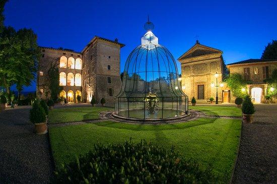 Pievescola, Italien: Exterior