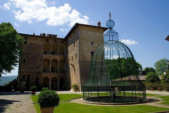 Pievescola, Italien: Guest room