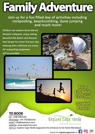 This is a brilliant day out for families  - Picture of Explore Cape