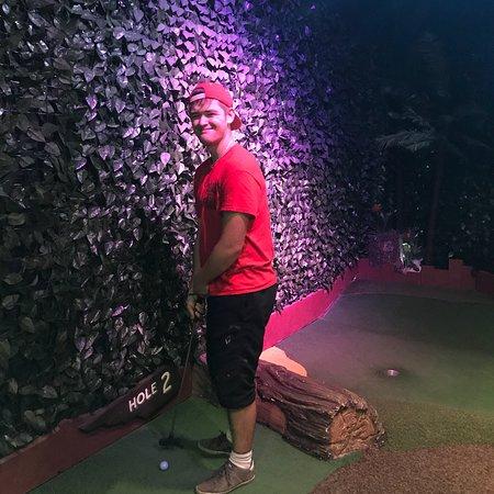 Mr Mulligan's Lost World Golf, Stevenage: photo0.jpg