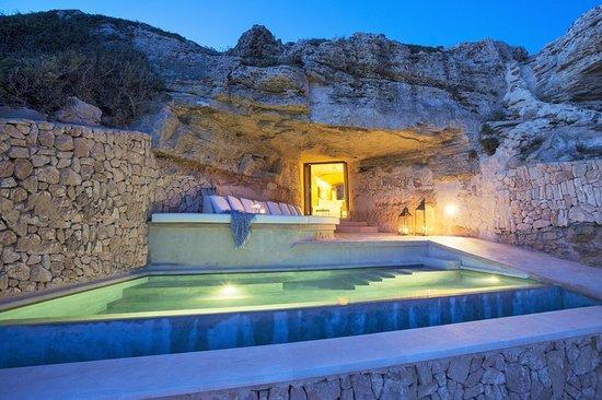 Cala Blava, สเปน: Guest room