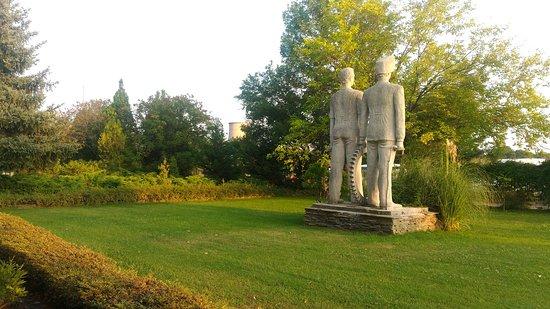Dimitrovgrad, Bulgaria: In the yard