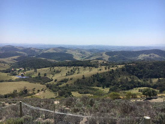 Estrada Real: Vista do Lavandário
