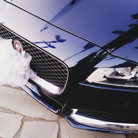 Gravina di Catania, Italien: Auto Matrimonio Catania - Jaguar XF