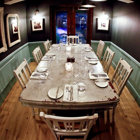 Cookham, UK: The White Oak Private room