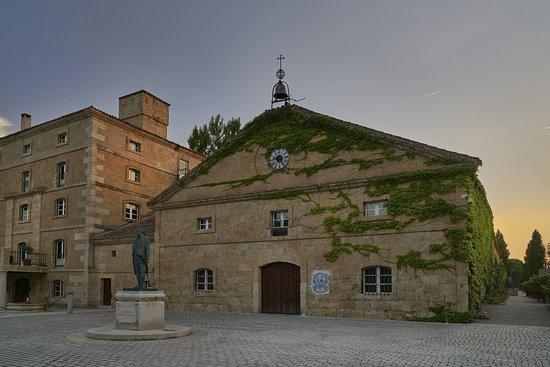 Valverdon, Spanyol: Exterior