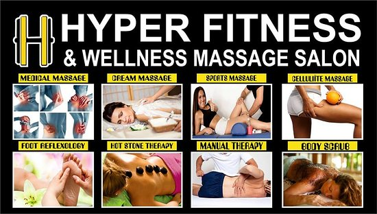 Hyper Fitness & Wellness Massage Salon