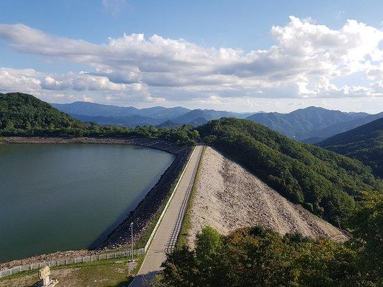 Homyeong Lake