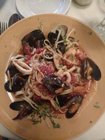 Bradley Beach, NJ: Seafood Fra Diablo
