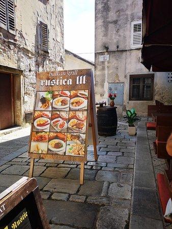 Sensational Restaurant Rustica Iii Porec Restaurant Reviews Phone Interior Design Ideas Oxytryabchikinfo