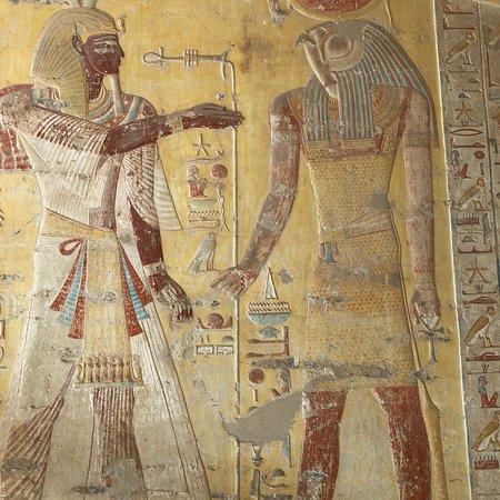 Tomb of Merenptah Resmi