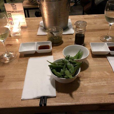 TYGR Sushi Image