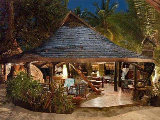Motu Tu Vahine, French Polynesia: Bar/Lounge