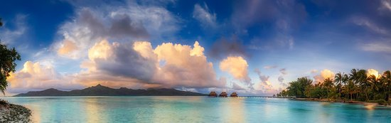 Motu Tu Vahine, French Polynesia: Exterior