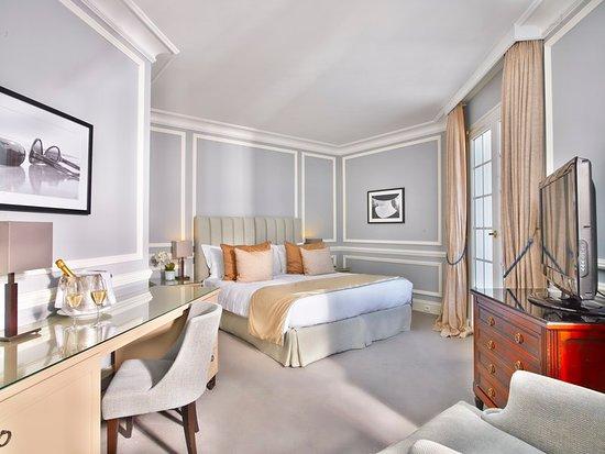 Villa Belrose Hotel : Suite
