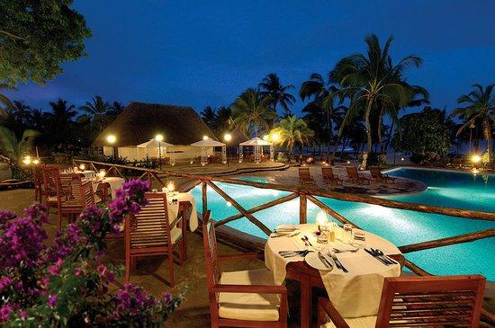 Diamonds Dream of Africa: Restaurant