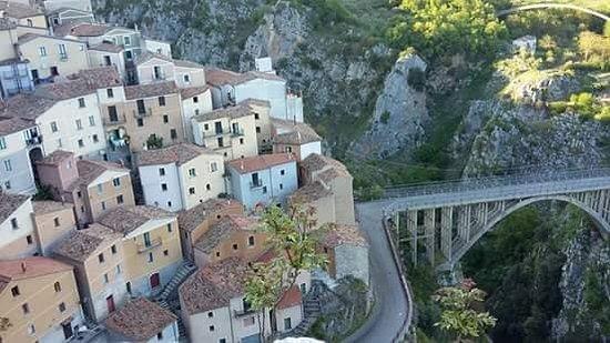 Muro Lucano, Italie : ponte nitiano