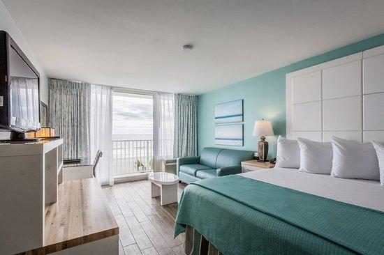 Tides Folly Beach: Guest room