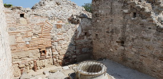 Makrygialos, Greece: Ancient Pynda