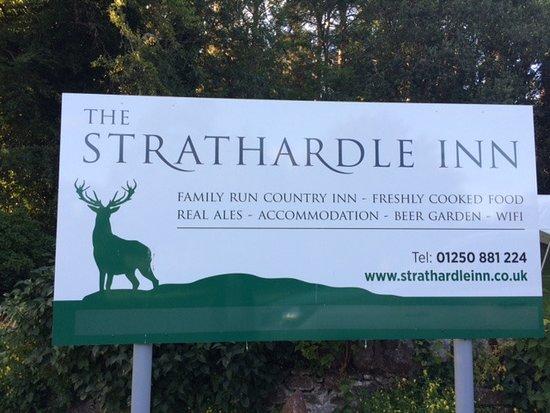 Kirkmichael, UK: The Strathardle Inn