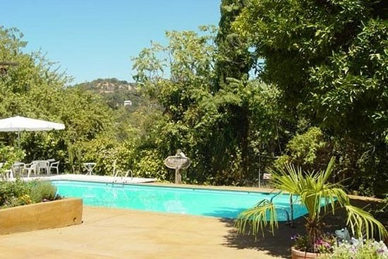 Mokelumne Hill, Kalifornien: Pool