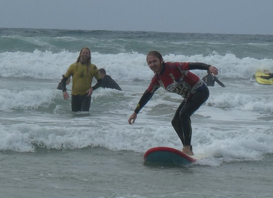 Surf's Up Surf School: Success!