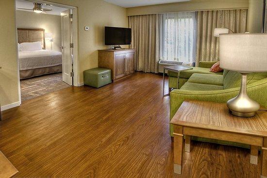 Hampton Inn & Suites Asheville-I-26: Suite