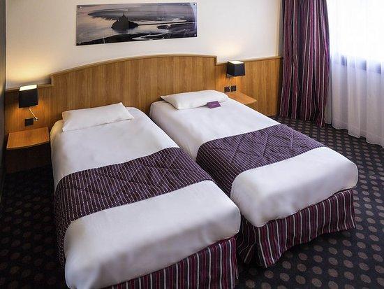 Hotel Mercure Mont Saint Michel : Guest room
