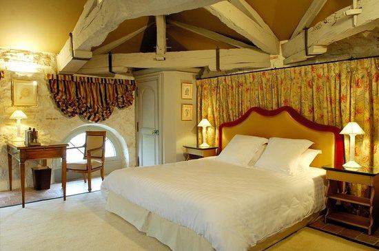 Relais & Châteaux Michel Trama : Guest room
