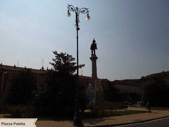 Piazza Pietro Pajetta Nedo