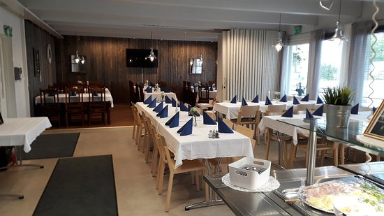 Sotkamo, Finlandia: Restaurant Herkkusepät