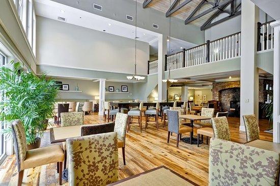 Hampton Inn and Suites Charleston/Mt. Pleasant-Isle Of Palms: Restaurant