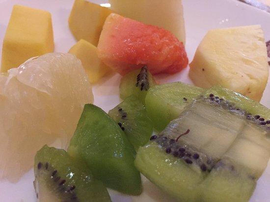 Linden, เยอรมนี: salad