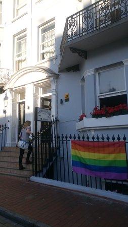 Ambassador hotel on pride weekend 2018