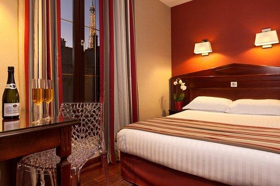 Eiffel Rive Gauche: Guest room