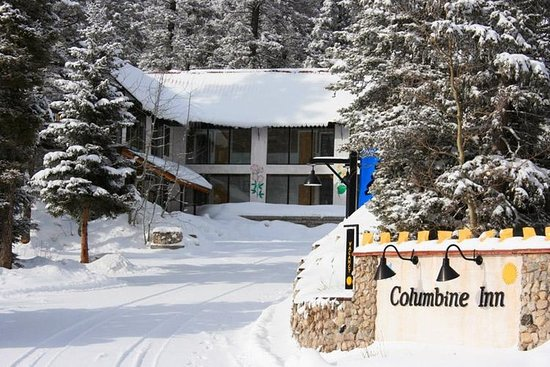 Taos Ski Valley, NM: Exterior