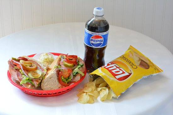 Norton, MA: Medium Sub, chips & a Drink for only $9.75!