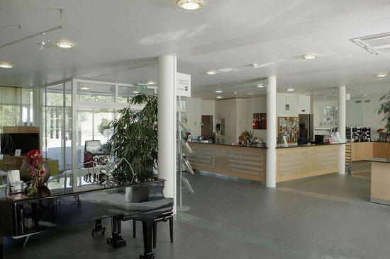 Ittigen, سويسرا: Lobby