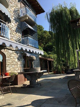 Trezzone, Italy: Villa
