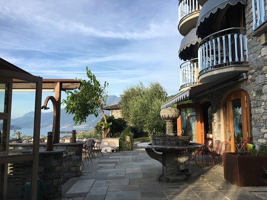 Trezzone, Italia: Villa
