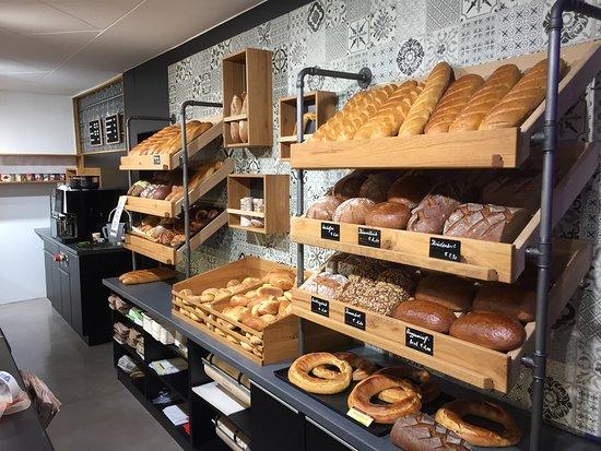 Gemünden am Main, Deutschland: Brot